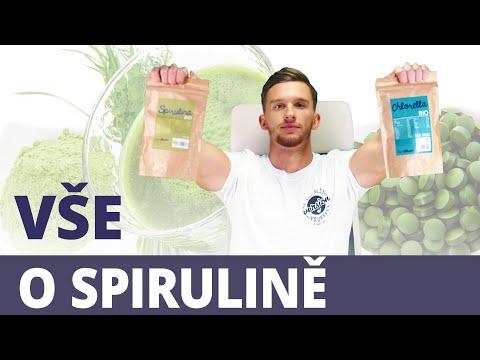 Spirulina - její účinky na zdraví a využití   GymBeam   Fitness Academy