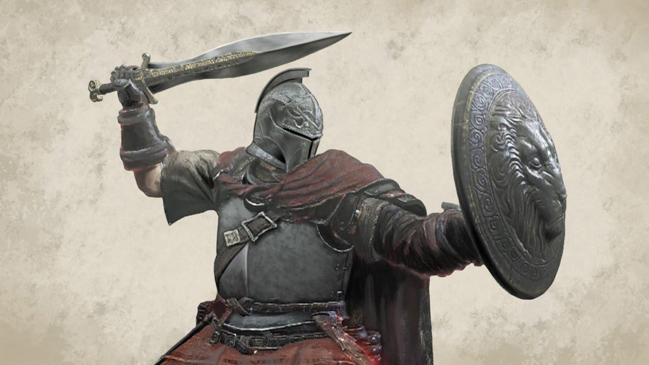 Dark Souls  Spartan Build