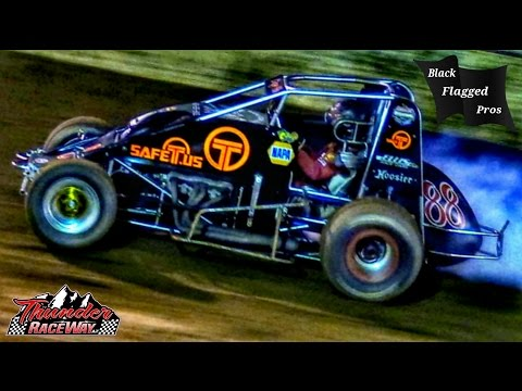 SprintCar Main At Thunder Raceway September 3rd 2016