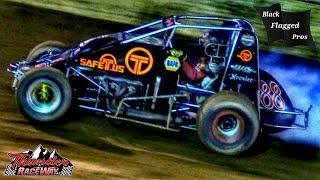 Canyon Speedway Park Sprint Car Feature