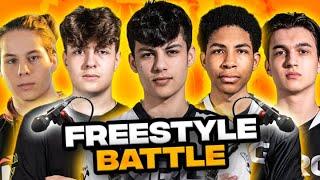 NRG Fortnite Squad Has Freestyle Rap Battle   Clix & Zayt, Ronaldo & Edgey, Unknown & Grady