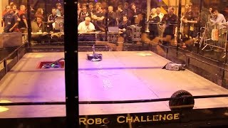 FRA - Fighting Robots Association 2014 Featherweight Championship - All Seven Battles from Q7