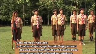 Tata Cara Baris-Berbaris (bag 1/3)