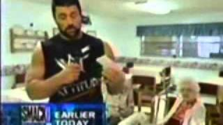 Steve Blackman Stand-Up Comedy