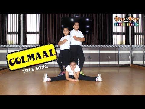 Golmaal Title Track Dance | Golmaal Again...