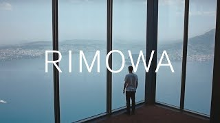 RIMOWA | Never Still Ft. Roger Federer