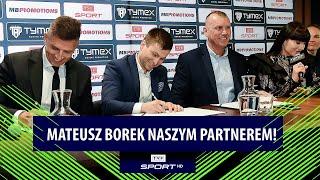 Ring TVP Sport: kulisy negocjacji z Mateuszem Borkiem!