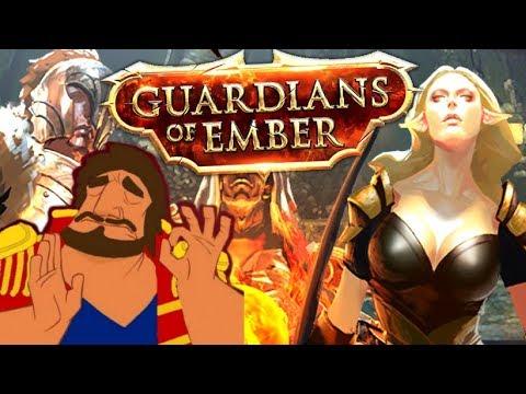 ON S'EXPLORE A DEUX !!! -Guardians Of Ember- du FUN avec Jehal & Bob
