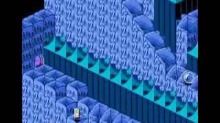 Snake Rattle n Roll in 5:19 NES Timeattack Speedrun