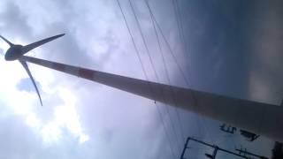 Samana Plain Wind Farm India E53 WTG