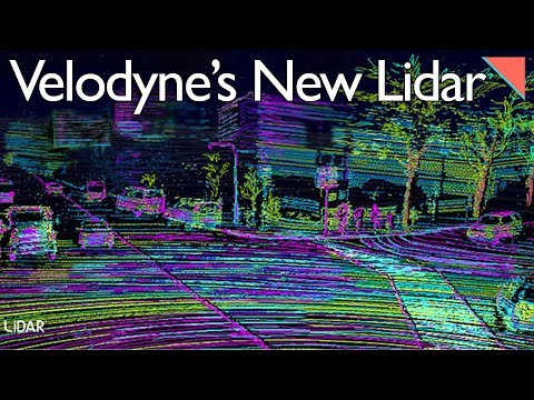 New Velodyne Lidar, Global Sales on Record Pace - Autoline D