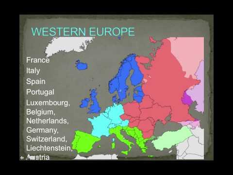 Europe - Cultural Crossroads