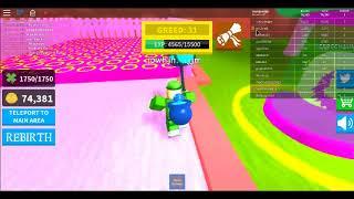 i meet the creator of leprechaun simulator!! in roblox