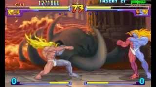 Street Fighter III: New Generation (ARCADE CPS3) 1CC GILL Walkthrough - SA3 RESURRECTION (LONGPLAY) thumbnail