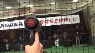 Wladyka Baseball Pitcher-catcher Showcase Highlights, March 3, 2014