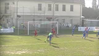 Campionato Eccellenza 2019/2020 23a giornata: Fratres Perignano - San Miniato Basso (sintesi)
