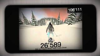 mytp 2 5 ski freeski and snowboard ios game for iphone ipod touch and ipad now available