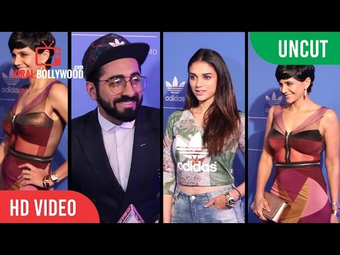UNCUT - Adidas Original NMD Collection | Red Carpet | | ViralBollywood Entertainment