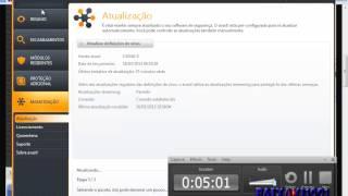 Atualizar Avast Antivirus e nao perde a licença achada na Internet