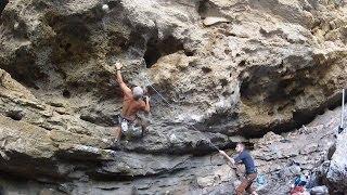 Rock Climbing Central Texas - S.A. Adventure Sports