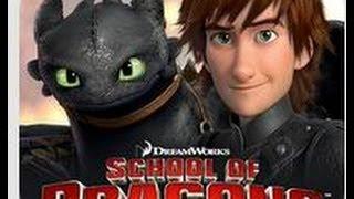 School of Dragons - Школа Драконов на Android ( Review)