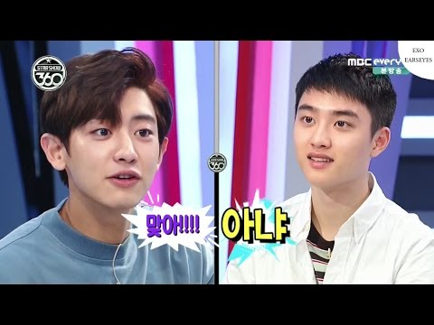 [ENG/THAI] Chanyeol Asks D.O. Why He Was Always Ignored