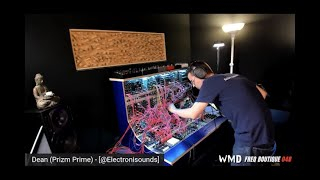 Eurorack Liveset from WMD Devices Freq Boutique #48 (Not Hi-Fi Audio, Sorry!)