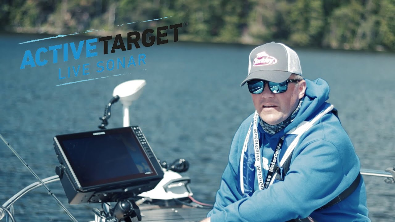 Lowrance Active Target