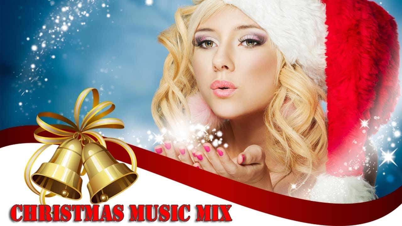 Nonstop Christmas S Techno Dance Mix Jingle Bells More Remix 2018