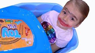 Anabella nu se comporta frumos Video amuzant pentru copii