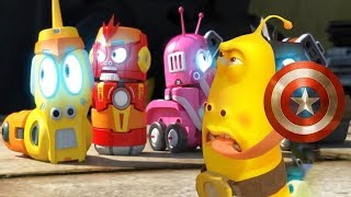 [Official] Larva Rangers | Larva 2018 |The Best Funny cartoon 2018 ►The newest compilation 2018 #2