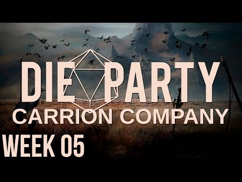Carrion Company ~ Two Sides of the Same Coin - Custom TTRPG | Week 05