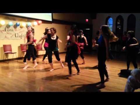 Bollywood Mash-up Dance! Sheila, Kwab, Saturday Saturday !