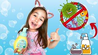 История как все дети мира моют руки с мылом от Alisa Star