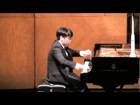 Beethoven Piano Sonata No. 23 in F minor Appassionata by George Li (16 yr)
