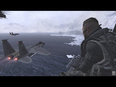 Prisoner Rescue - Saving Captain Price - The Gulag - Call of Duty: Modern Warfare 2