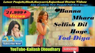Free Download Lagu MP3 official Hindi Song: Selfish Dil ...