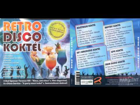 Retro Disco Cocktail Vol. 1 (Full Album)