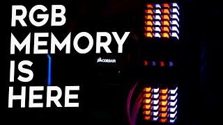 Corsair RGB DDR4 Memory Review - Cosmetics at a Cost