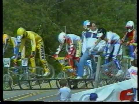 Burgess Hill BMX Regional May 1986 Full Meeting Part 3