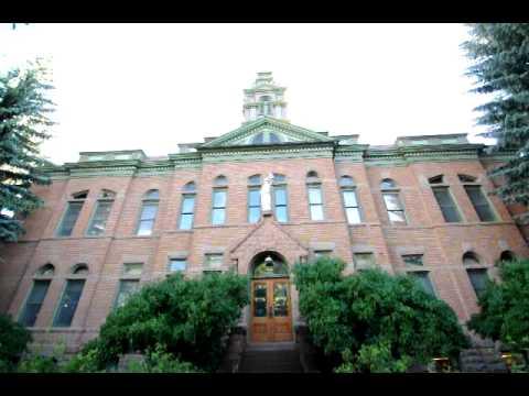 Colorado courthouse Aspen Co.avi