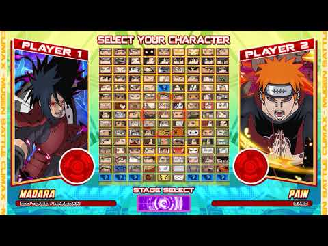 Naruto Shippuden Mugen Battle Climax - Mugen Download | GO GO Free Games