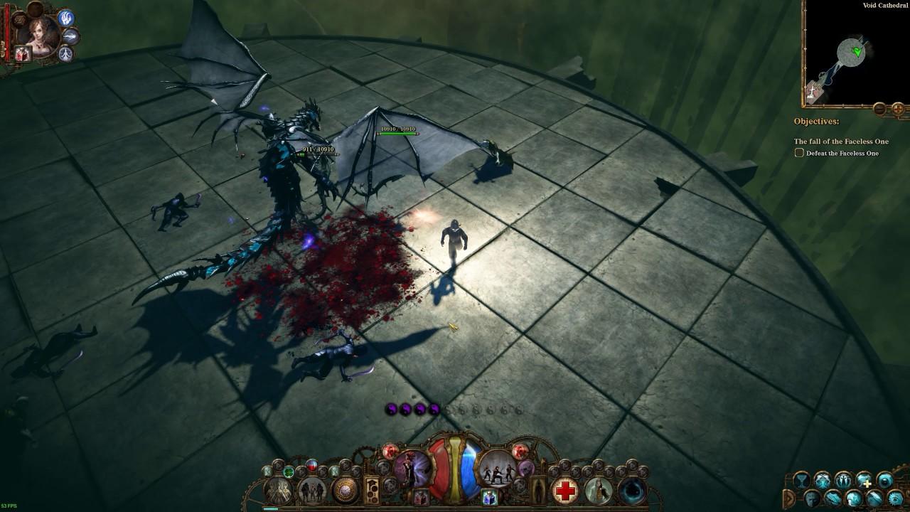 Adventures Of Van Helsing Final Cut van helsing: fc (fearless, umbralist) - final battle