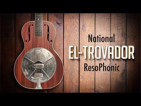 National Reso-Phonic El Trovador