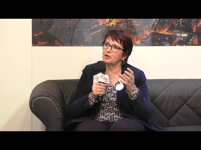 L'Agrishow avec Christiane Lambert !