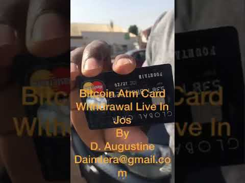 How To Apply For Bitcoin ATM Card In Nigeria