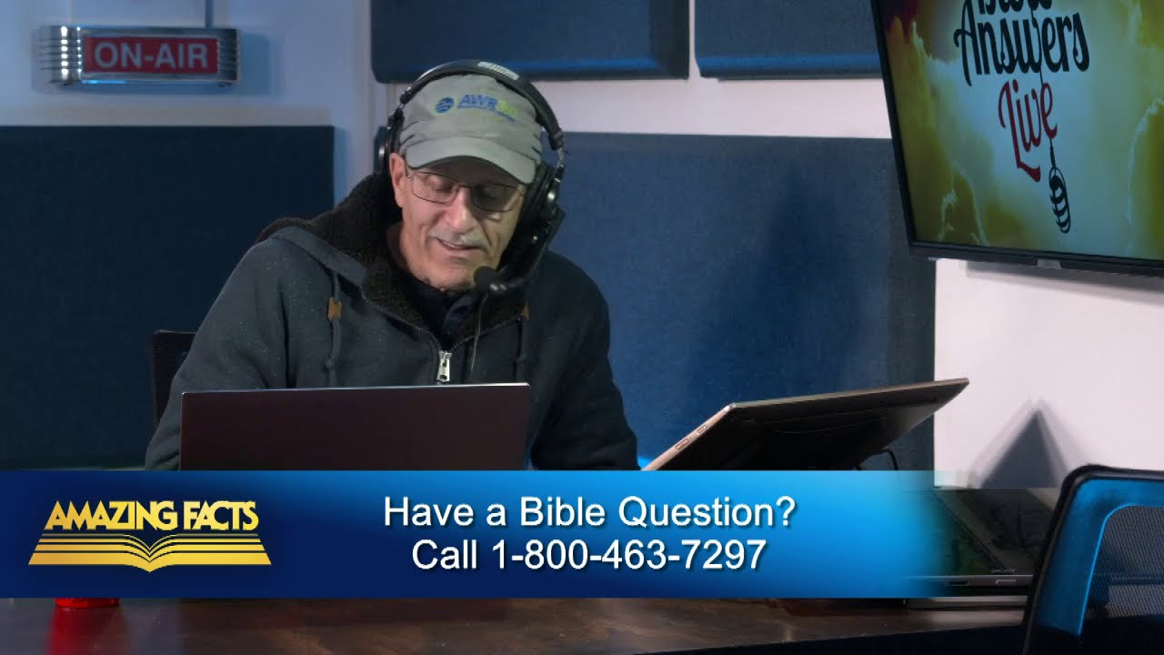 Bible Answers Live with Pastor Doug Batchelor