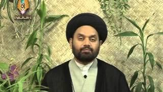 Lecture Amar-Bil-Maroof wa Nahi-Anil-Munkir by Maulana Syed Shahryar Raza Abidi