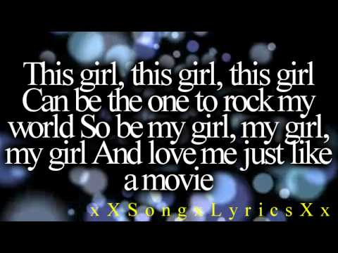 Miley Cyrus Ft Iyaz - This Boy That Girl With Lyrics