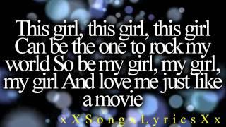 Miley Cyrus Ft Iyaz - This Boy That Girl With Lyrics